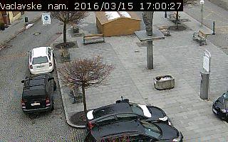 Online kamera - Pražská ulice