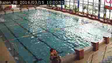 Online kamera - Plavecký bazén
